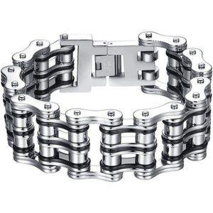 Heavy Men's Stainless Steel Bracelet